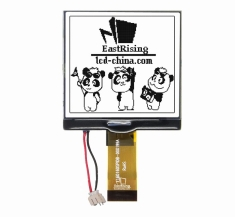 3 inch Graphic 160x160 LCD Display Controller UC1698 Module,Black on White ERC160160FS-2
